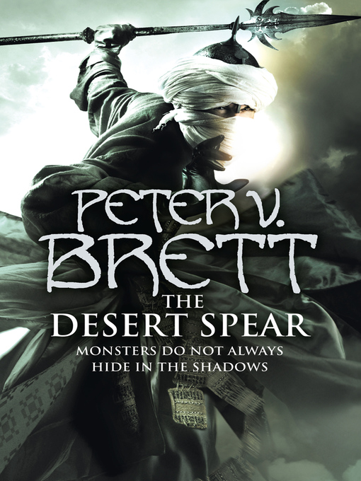 The Desert Spear (eBook): Demon Trilogy, Book 2
